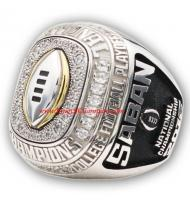 2015 Alabama Crimson Tide NCAA CFP Men's Football College Championship Ring