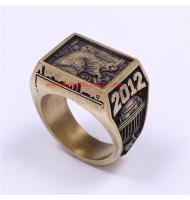 2012 MIT Grad Rat ring, MIT College Graduate Ring, Custom MIT Class Ring