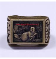 2023 MIT Grad Rat ring, MIT College Graduate Ring, Custom MIT Class Ring