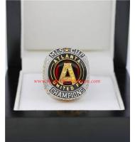 2018 Atlanta United FC MLS Cup Men's Soccer Championship Ring