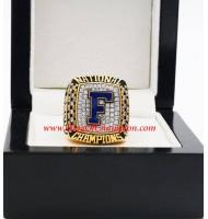 2008 Florida Gators Men's Football NCAA National College Championship Ring