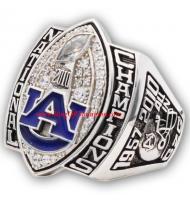 2010 Auburn Tigers NCAA Men's Football College National Championship Ring