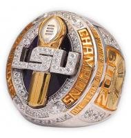 2019 LSU Tigers Men's Football NCAA National College Championship Ring