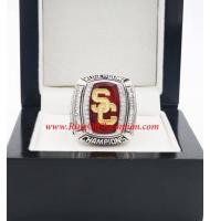 2009 USC Trojans Men's Football Rose Bowl College Championship Ring