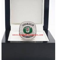 2011 - 2012 Oregon Ducks Men's Football Rose Bowl College Championship Ring