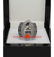 2011 Clemson Tigers Men's Football ACC National Championship Ring, Custom Clemson Tigers Champions Ring