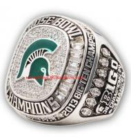 Big Ten 2013 Michigan State Spartans Football Rose Bowl College Championship Ring