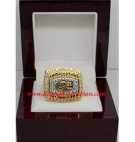 2011 Florida Gators Men's Football Gator Bowl College Championship Ring