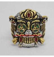 2014 The Expendables Stallone Lucky Ring, The Skeleton Skull Lucky Ring, Custom Lucky Ring