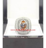 2013 Bowling Green Falcons Men's Football MAC Championship Ring