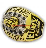 2015 Doug Coby NASCAR Whelen Modified Tour Player's Championship Ring