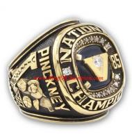 1985 Villanova Wildcats NCAA Men's Basketball College Championship Ring