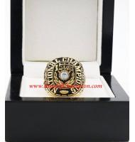 1978 Alabama Crimson Tide NCAA Men's Football College Championship Ring