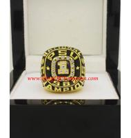 1982 Penn State Nittany Lions Men's Football NCAA National College Championship Ring