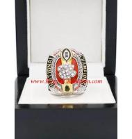 2016 Clemson Tigers NCAA Men's Football College Championship Ring