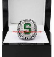 2007 Michigan State Spartans NCAA Men's Ice Hockey College Championship Ring