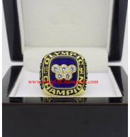 1996 Olympic Men's Basketball USA  Dream Team Championship Ring, Custom Olympic Champions Ring
