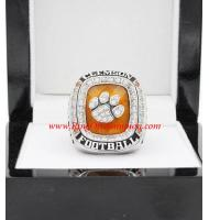 2015 Clemson Tigers Orange Bowl Men's Football College Championship Ring