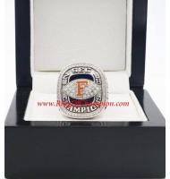 2008 Florida Gators Men's Football SEC National College Championship Ring