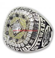 2011 NASCAR Sprint Cup Series Tony Stewart Championship Ring, Custom 2011 Sprint Cup Champions Ring