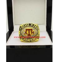 1998 Texas A&M Aggies Sugar Bowl Men's Football College Championship Ring