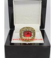 1983 Michigan Panthers Men's Football USFL National Championship Ring