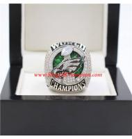 2018 Philadelphia Eagles Men's Football Super Bowl LII World Championship Ring