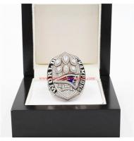 2018 New England Patriots Super Bowl LIII Men's Football Championship Ring Tom Brady
