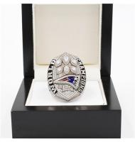 2018 New England Patriots Super Bowl LIII Men's Football Championship Ring Owner Version