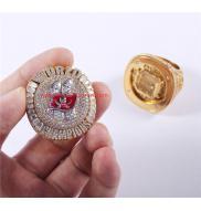 2020 Tampa Bay Buccaneers Super Bowl LV Men's Football World Replica Championship Ring
