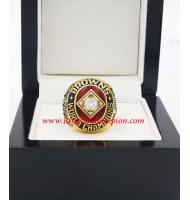 1964 Cleveland Browns Men's Football championship ring, Custom Cleveland Browns Champions Ring