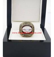 1969 Kansas City Chiefs Super Bowl IV World Championship Ring, Replica Kansas City Chiefs Ring