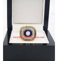 1972 Miami Dolphins Super Bowl VII World Championship Ring, Replica Miami Dolphins Ring