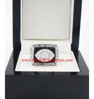 1976 Oakland Raiders Super Bowl XI World Championship Ring, Replica Oakland Raiders Ring