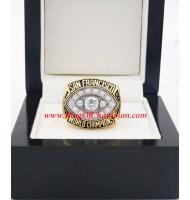 1981 San Francisco 49ers Super Bowl XVI World Championship Ring, Replica San Francisco 49ers Ring