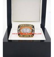1987 Washington Redskins Super Bowl XXII World Championship Ring, Replica Washington Redskins Ring