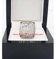 2007 New York Giants Super Bowl XLII World Championship Ring, Custom New York Giants Ring