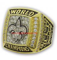 2009 New Orleans Saints Super Bowl XLIV World Championship Ring, Replica New Orleans Saints Ring