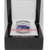2013 Seattle Seahawks Super Bowl XLVIII Championship Fan Ring, Custom Seattle Seahawks Ring