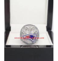 2014 New England Patriots Super Bowl XLIX Championship FAN Ring, Custom New England Patriots Champions Ring