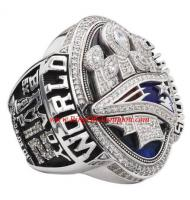 2016 New England Patriots Super Bowl LI Player's Championship Ring BRADY