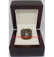 1944 - 1945 Toronto Maple Leafs Stanley Cup Championship Ring, Custom Toronto Maple Leafs Champions Ring