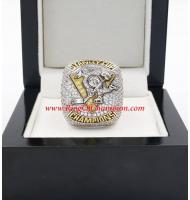 2016 - 2017 Pittsburgh Penguins Men's Hockey Stanley Cup Championship Ring