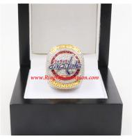 2017 - 2018 Washington Capitals Men's Hockey Stanley Cup Championship Ring