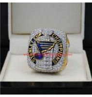 2018 - 2019 St. Louis Blues Men's Hockey Stanley Cup Championship Ring