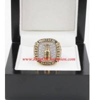1956 - 1957 Montreal Canadiens Stanley Cup Championship Ring, Custom Montreal Canadiens Champions Ring