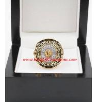 1960 - 1961 Chicago Blackhawks Stanley Cup Championship Ring, Custom Chicago Blackhawks Champions Ring