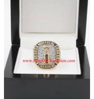 1964 - 1965 Montreal Canadiens Stanley Cup Championship Ring, Custom Montreal Canadiens Champions Ring