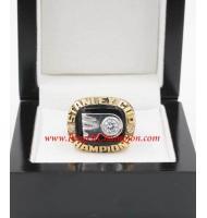 1973 - 1974 Philadelphia Flyers Stanley Cup Championship Ring, Custom Philadelphia Flyers Champions Ring