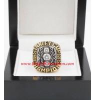 1981–82 New York Islanders Stanley Cup Championship Ring, Custom New York Islanders Champions Ring